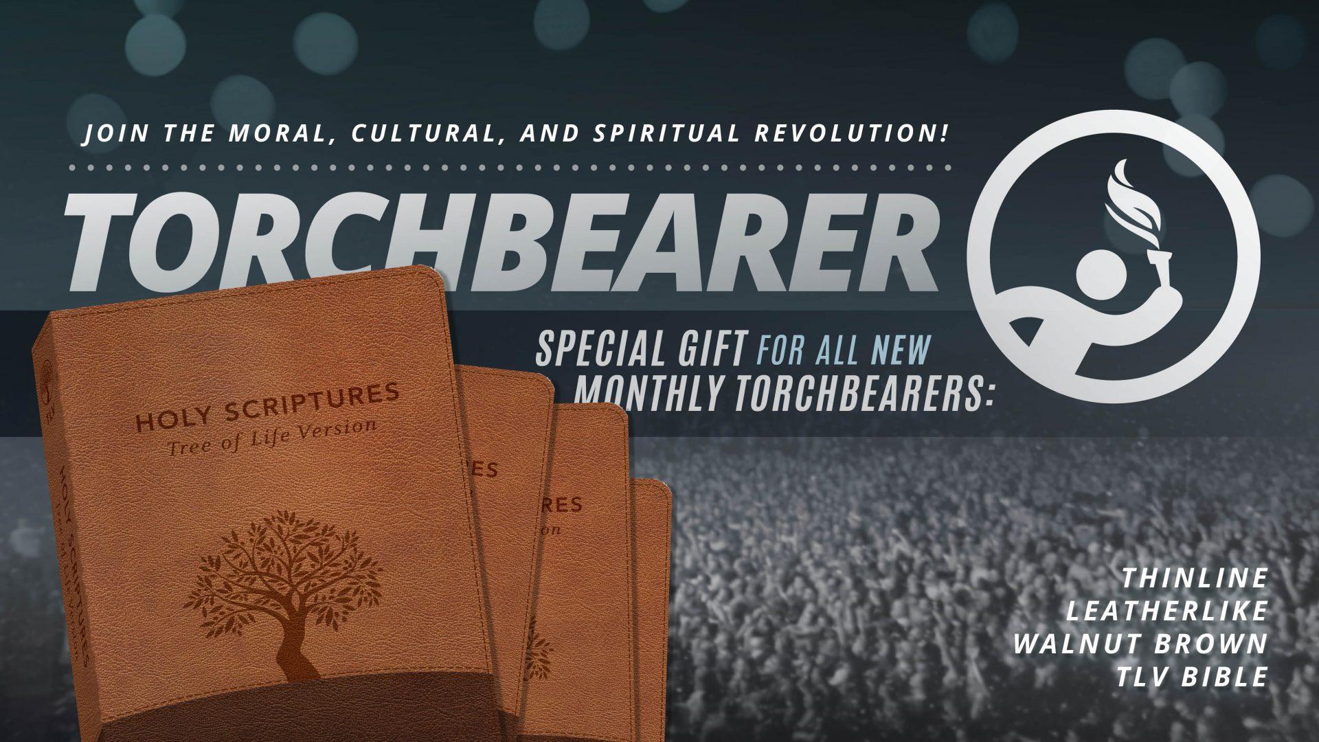 Become a Torchbearer