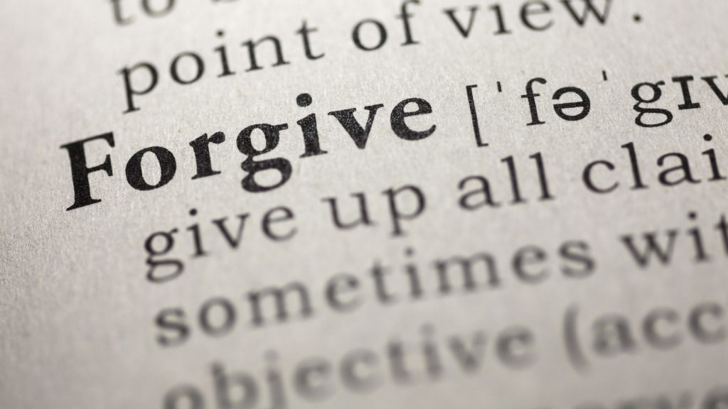 Is Biblical Forgiveness Unconditional?