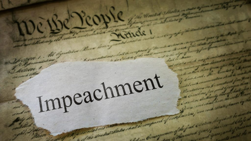 Is the Impeachment Process Driven By Hatred?