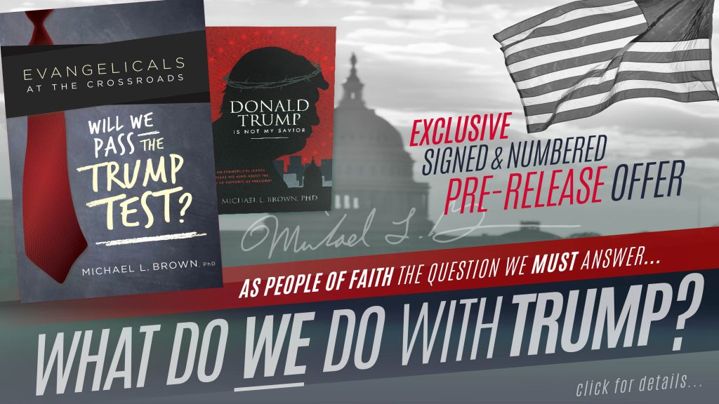 *PRE-LAUNCH EXCLUSIVE* Evangelicals At The Crossroads: Will We Pass the Trump Test?