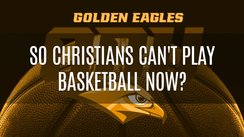 So Christians Can't Play Basketball Now?